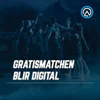 Gratismatchen blev digital!